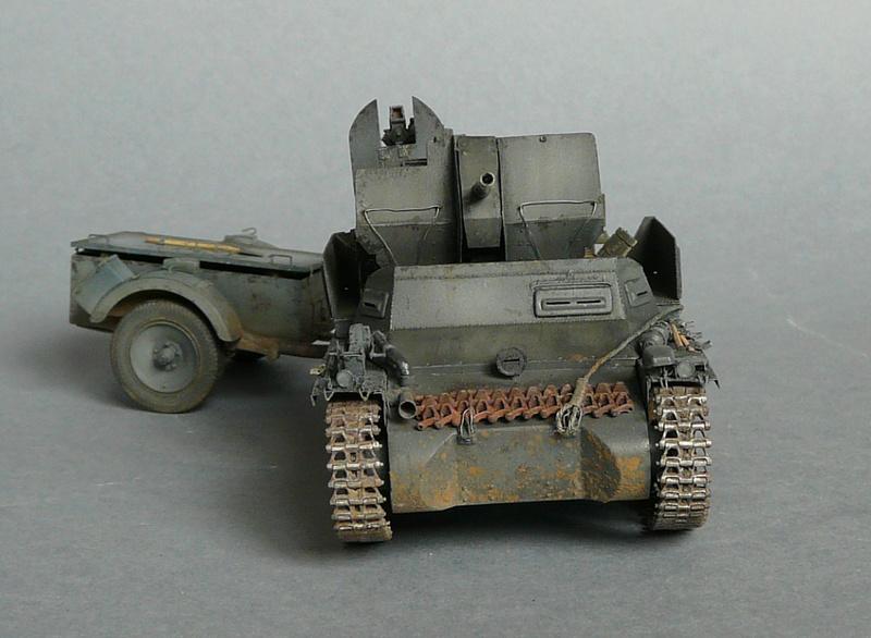 Flakpanzer I Ausf.А,1\35,Tristar P1070945