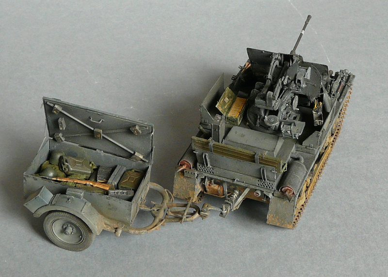 Flakpanzer I Ausf.А,1\35,Tristar P1070946