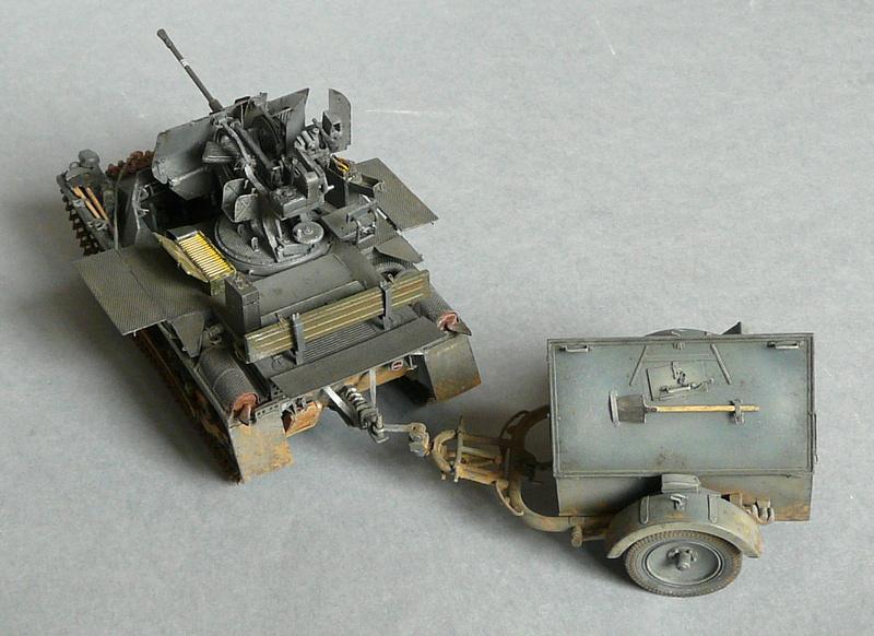 Flakpanzer I Ausf.А,1\35,Tristar P1070949