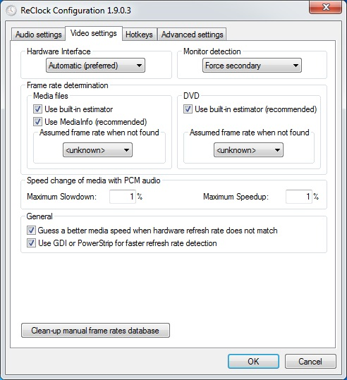 Proper settings please help from experts 210