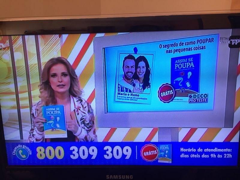 Amostras TVI - Livro DECO Assim se poupa 16923911