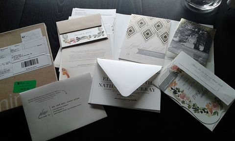 Amostras Minted - Convites para Casamento Grátis - [Recebido] - VIDEO - - Página 4 17098610