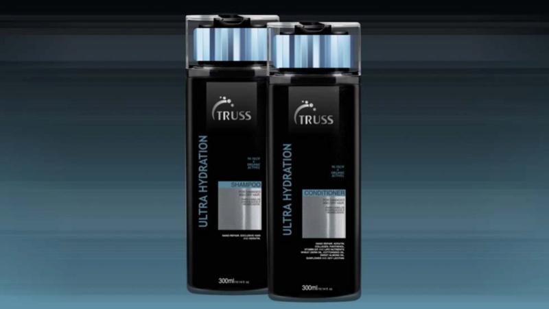 Amostras Truss Professional - Produtos para cabelo (Internacional) 63e0a910