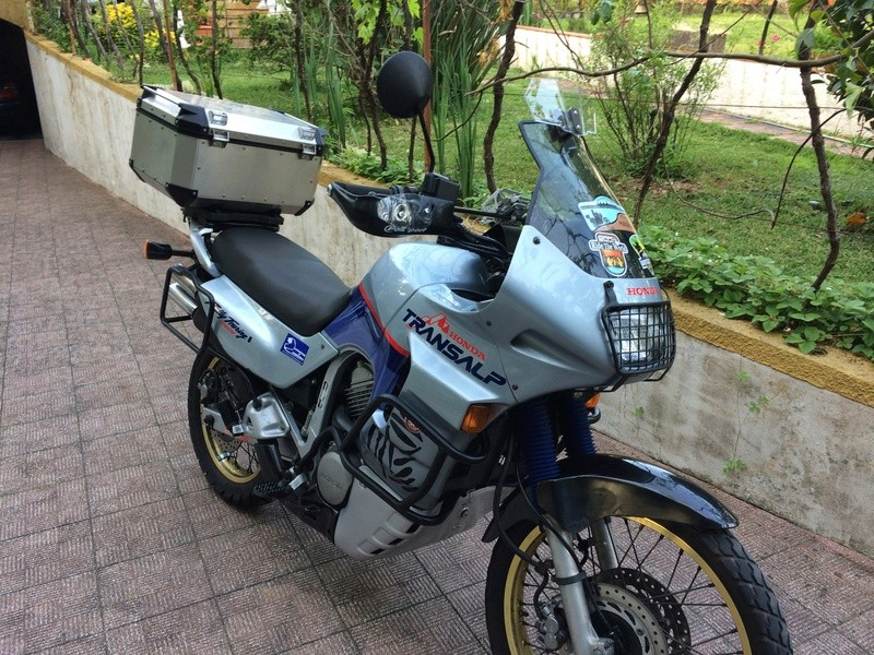 A minha Transalp XL600V 2009 (Honda 50th Anniversary Edition) - Página 2 3410