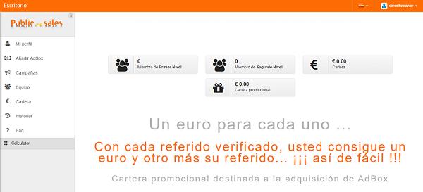 Prelanzamiento Publicandsales, gana 1€ por cada invitado Como_f11