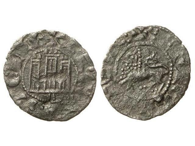 Pepion Fernando IV de Castilla 1295-1312 Murcia. 1110