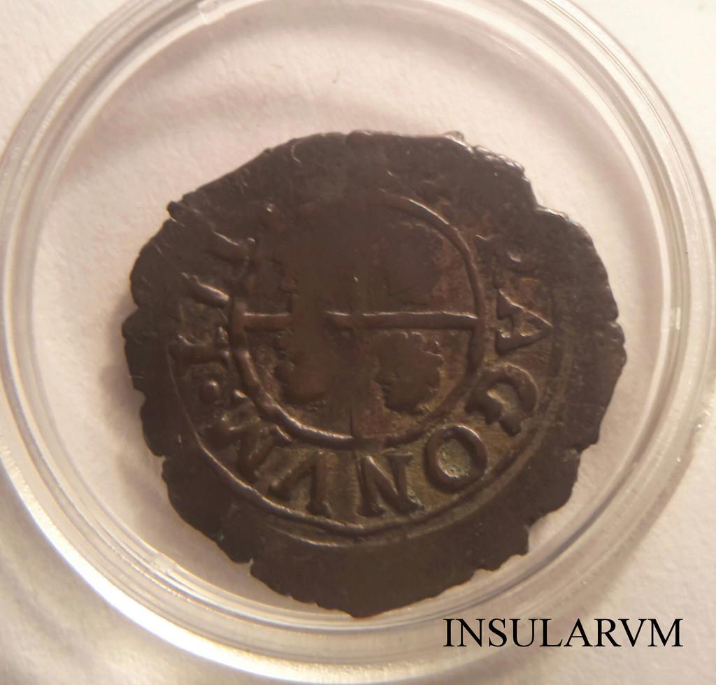 Dinero Aragón, Felipe V 1713. 2jfzrk10