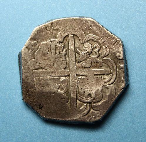 8 reales macuquinos de Felipe III, Sevilla, y un manual para identificarlos C9fa5210