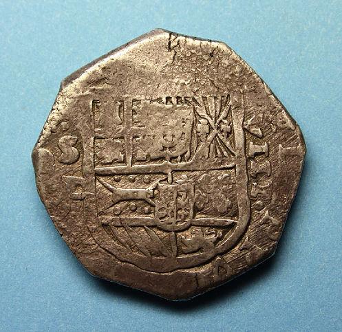 8 reales macuquinos de Felipe III, Sevilla, y un manual para identificarlos C9fa5212