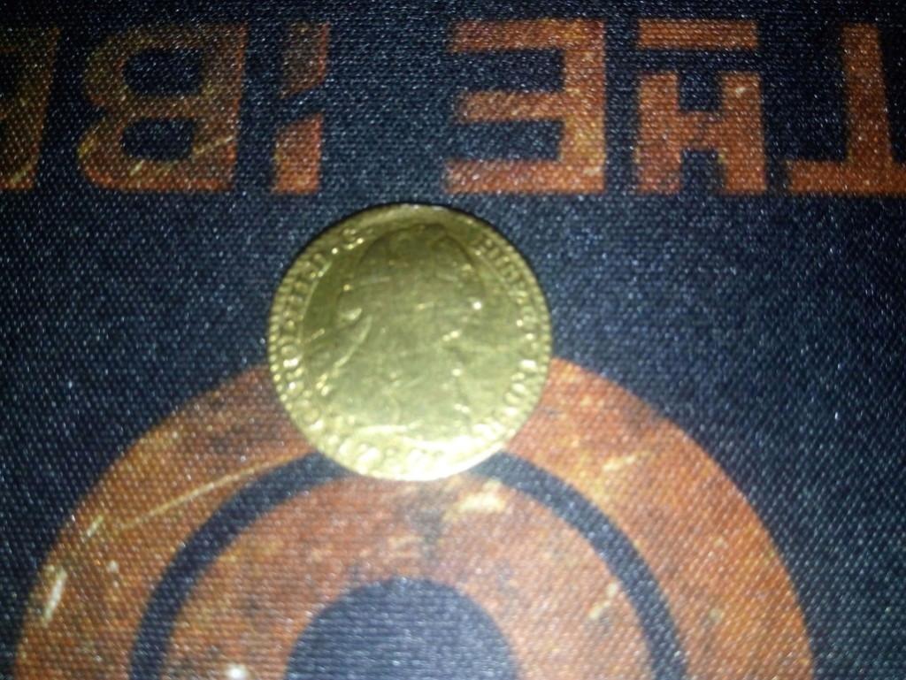 1 Escudo Carlos III ceca de Madrid- 1787 Img_2010