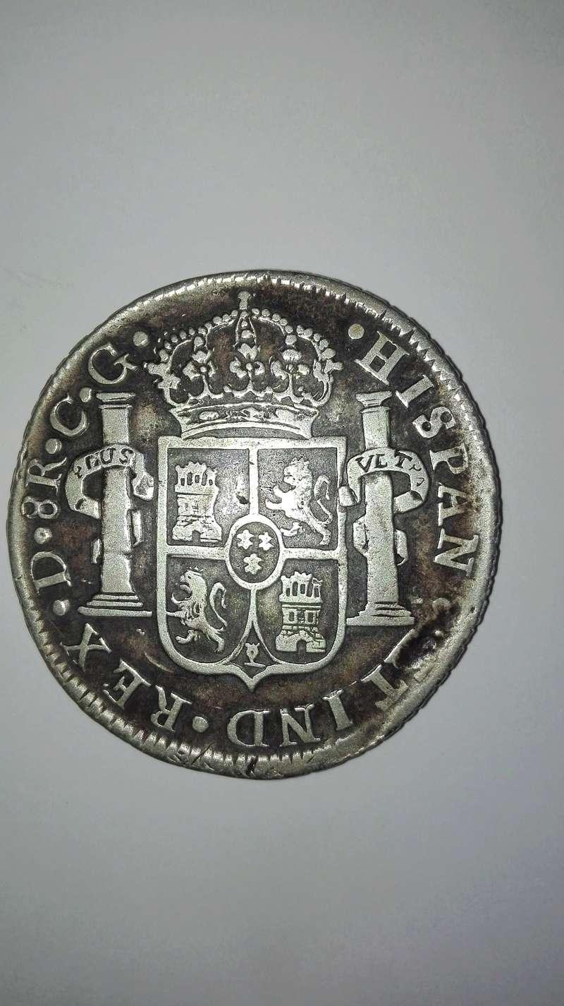 8 Reales 1821. Fernando VII. Durango Img_2015