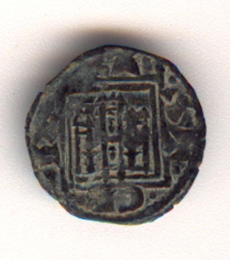 Pujesa , meaja ó Obolo de Alfonso X,ceca de Murcia (1252-1284) M110