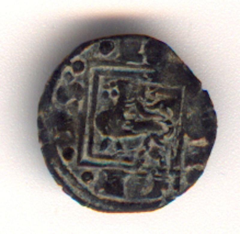 Pujesa , meaja ó Obolo de Alfonso X,ceca de Murcia (1252-1284) M210