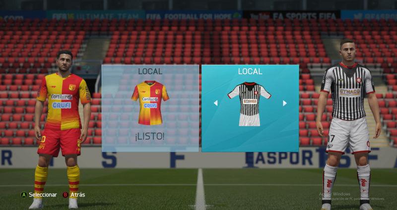 Proyecto 2da División del Fútbol Uruguayo 2017. Captur11