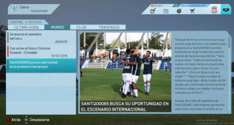 Imágenes de prensa/noticias (Campeonato Uruguayo) Cerro110