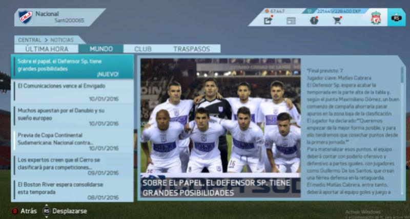 Imágenes de prensa/noticias (Campeonato Uruguayo) Defens10