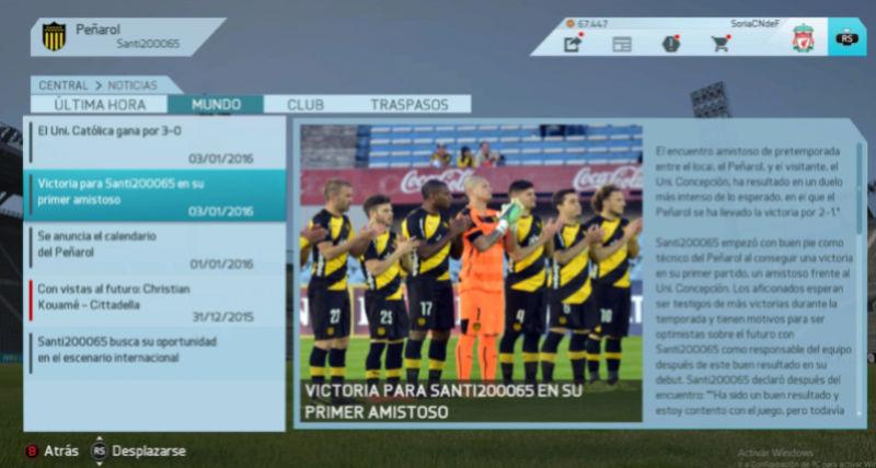 Imágenes de prensa/noticias (Campeonato Uruguayo) Peyaro10