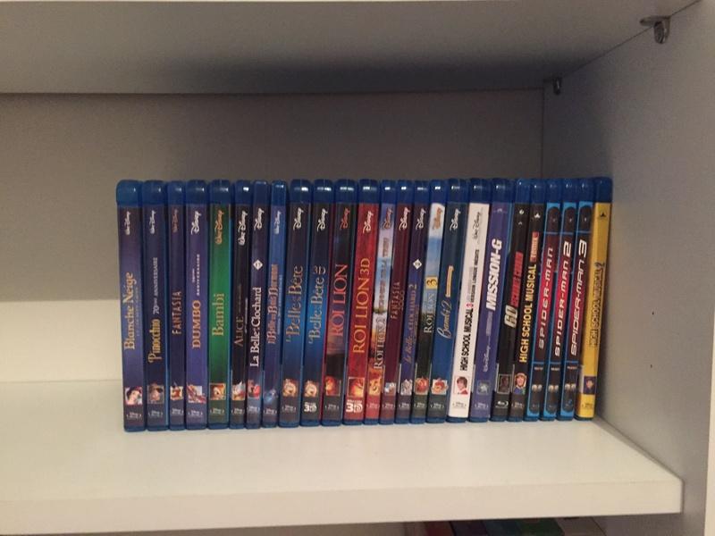 [Photos] Postez les photos de votre collection de DVD et Blu-ray Disney ! - Page 10 Img_5214