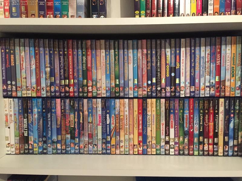 [Photos] Postez les photos de votre collection de DVD et Blu-ray Disney ! - Page 10 Img_5215