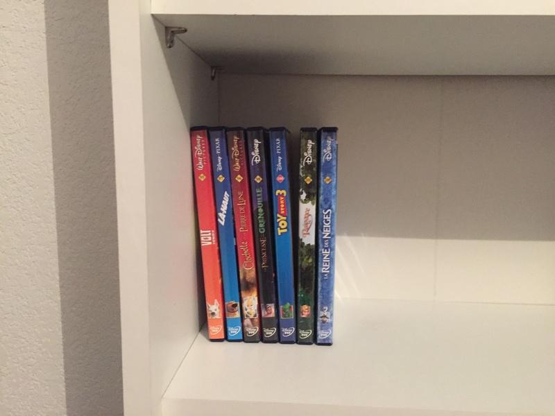 [Photos] Postez les photos de votre collection de DVD et Blu-ray Disney ! - Page 10 Img_5216