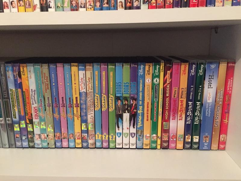 [Photos] Postez les photos de votre collection de DVD et Blu-ray Disney ! - Page 10 Img_5218