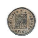 AE3 de Constantino I (el Grande)  PROVIDENTIAE AVGG.  Siscia Constr10