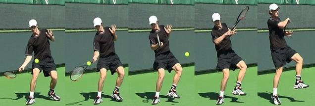 Velocità swing Murray11