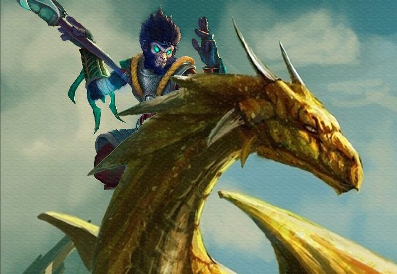 KIN El vanara que busca dragones Vanara10