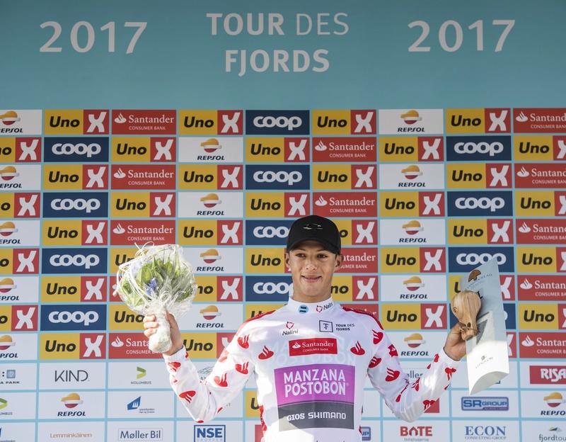 Campeones de Montaña UCI 2017 Parede12