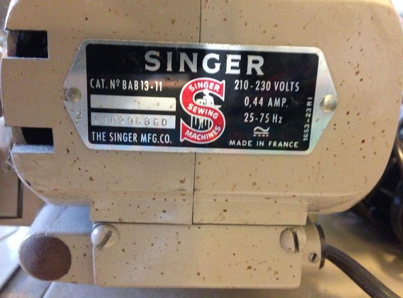 singer 191B condensateur Img_2610