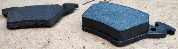 Changement plaquette de frein arrière - Vito CDI 112 année 2000 06-pla10