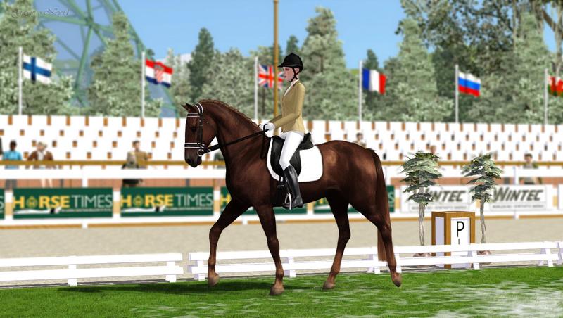 """Equestrian center """"Gwynt o Newid"""" ECGN Summatra - Страница 2 Ze_oai11"""