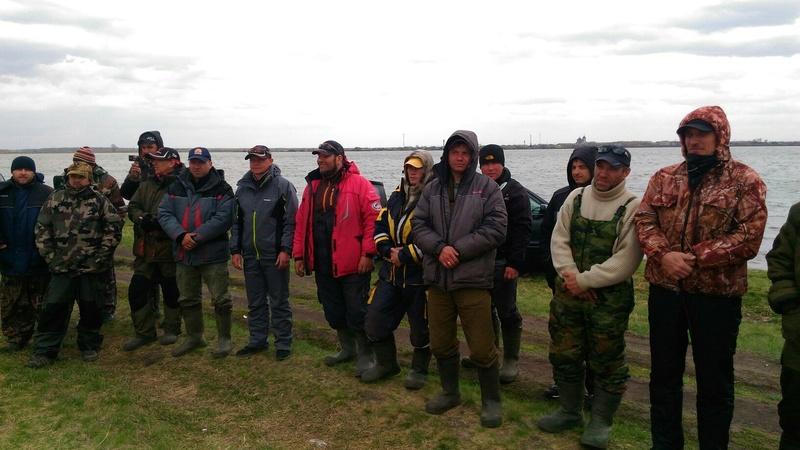 Кубок Курганской области по ловле спиннингом с лодок Cosaac11