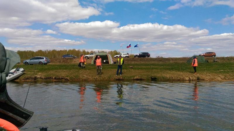Кубок Курганской области по ловле спиннингом с лодок D3abys11