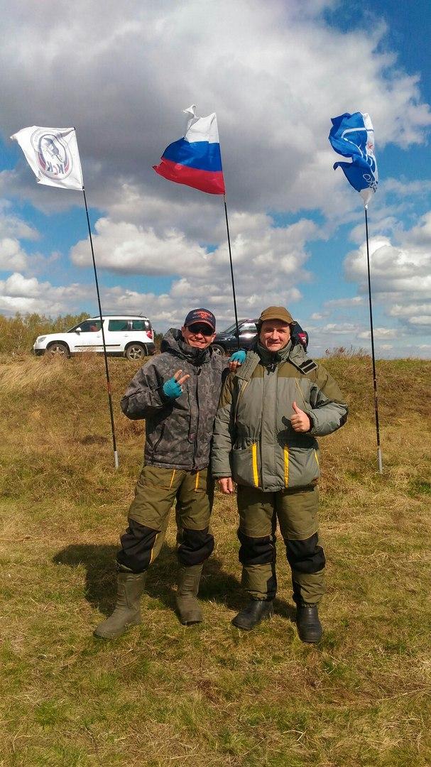 Кубок Курганской области по ловле спиннингом с лодок Lvvcs711