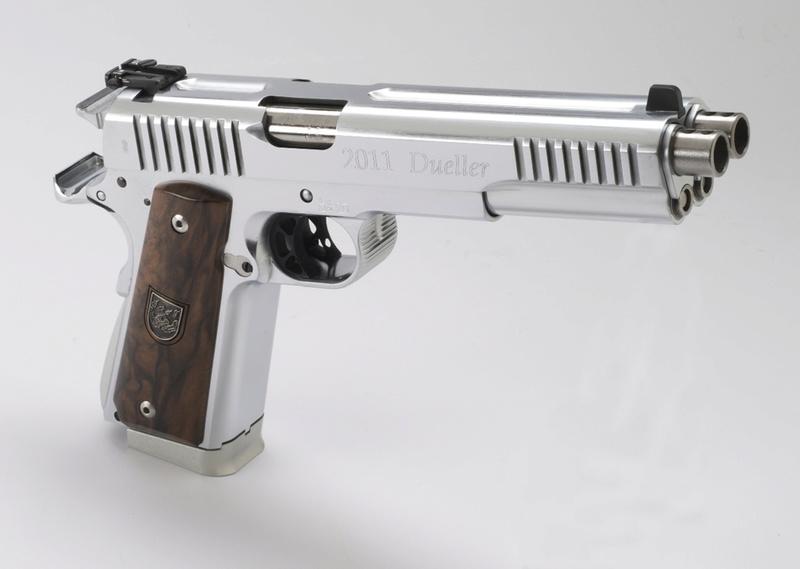 """Pistola AF2011-A1 """"Second Century"""" Af-20112"""