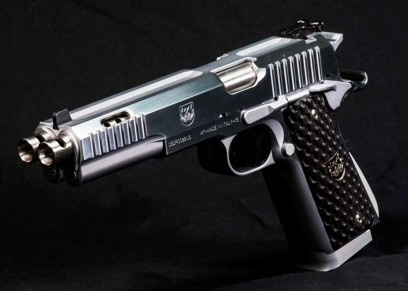 """Pistola AF2011-A1 """"Second Century"""" Af-20113"""