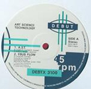 art science technology (future sound of london) - a.s.t Front10
