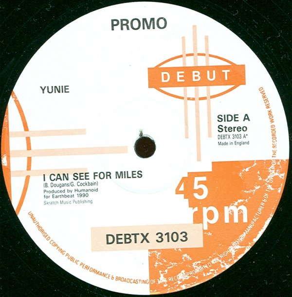 yunie (fut sound of london) - i can see for miles Side_a12