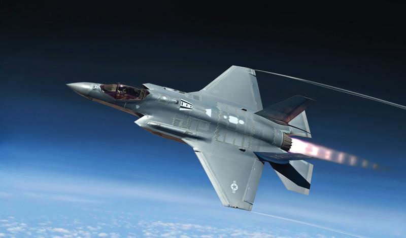 F-35 Lightning II - Italeri 1/32 F35_1_10