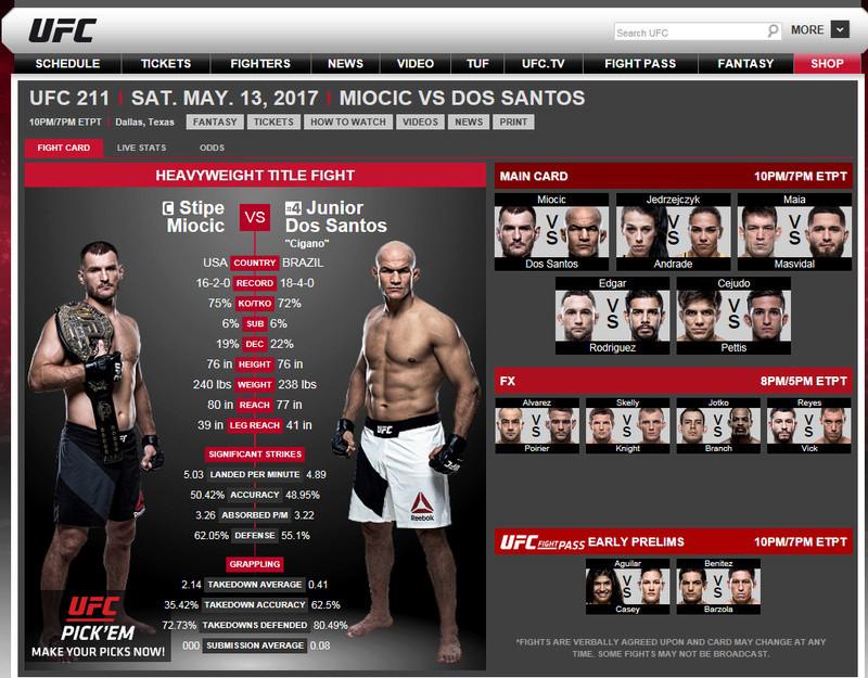 Masvidal regresa en el UFC 211, el 13 de mayo Ufc11