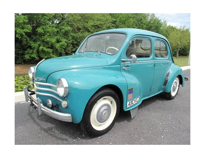 Renault 4CV 1961  110