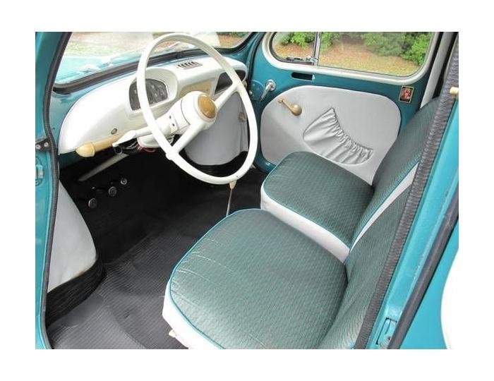 Renault 4CV 1961  510
