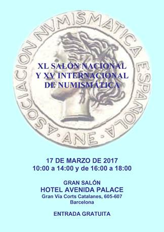 ANE.  XL Salón Nacional y XV Salon internacional de Numismática Image010