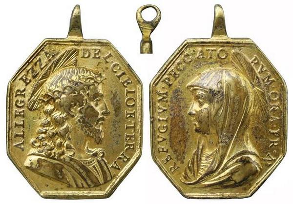 Recopilación medallas con el Rostro de Cristo ( Salvator Mvndi II) Insvla11