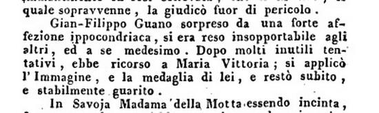 Beata Maria Victoria de Fornari / S. Mateo Apóstol. S. XVIII Medagl10