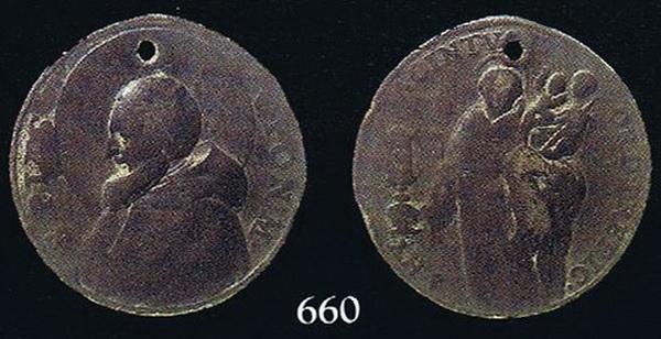 San Pío V / San Jacinto de Polonia o Cracovia (R.M. SXVIII-C126) S_pio_10