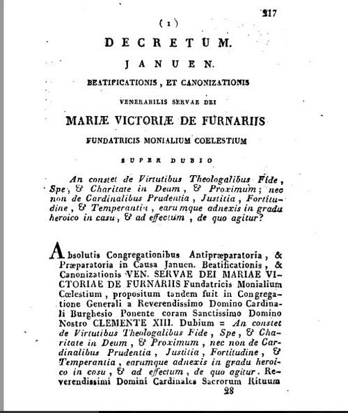 Beata Maria Victoria de Fornari / S. Mateo Apóstol. S. XVIII Venera10