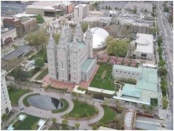 LA Secte des Mormons et le Satanisme  Temple10