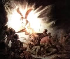 """Pâques - """"La Résurrection du Seigneur"""" -  Tombe_10"""